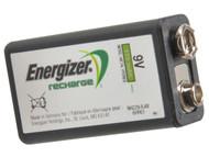 Energizer 9 Volt Rechargeable Battery 175 mAh Single