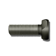 M8 x 25mm T Bolts Galvanised (Per Box 100)