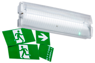 230V IP65 3W LED Emergency Bulkhead
