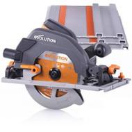 Evolution R185CCSX Circular Track Saw Kit 185mm