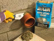 Jetcem Rapid Set Cement 12kg (2 x 6kg Pack)