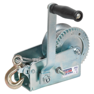 Sealey Geared Hand Winch 900kg Capacity with Cable