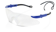 B-Brand Texas Lightweight Safety Spectacles