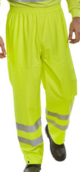 B-Seen PU Hi-Vis Over Trouser