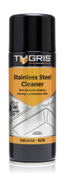 Tygris Stainless Steel Cleaner R258 400ml