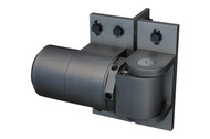 D&D SureClose ReadyFit Hinge/Closer with Hold Open Feature
