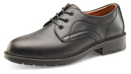 Click Managers Safety Shoe Black