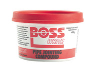 Boss White Jointing Compound Tub 400g