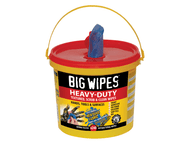 Big Wipe 4x4 Heavy-Duty Cleaning Wipes Bucket of 240