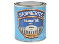 Hammerite Radiator Paint Satin White 500ml