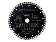 Evolution RAGE Diamond Segmented Rim Blade 185 x 20mm