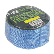 16mm x 30m Coil Blue Polypropylene Rope