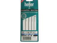 Heller Bi-Metal Metal Cutting 105mm Jigsaw Blades (Pack Of 5)
