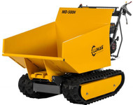 Lumag MD500H 500kg Petrol Mini Dumper with Hydraulic Tip