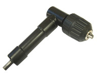 Faithfull Right Angled Drill Chuck 10mm Keyless