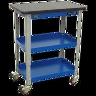 Sealey Industrial 3-Level Workshop Trolley