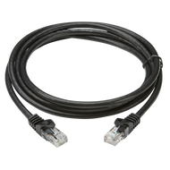1 Metre UTP CAT6 Networking Cable - Black