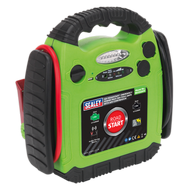 RoadStart Emergency Jump Starter with Air Compressor 12V 900 Amp