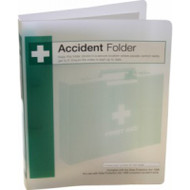 Accident Book Folder Only