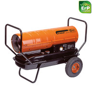SIP Fireball 100XD Diesel/Paraffin Space Heater 230v