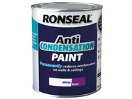Ronseal Anti Condensation Paint White Matt 750ml
