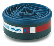 Moldex 9200 A2 Easylock Filter (Pair)