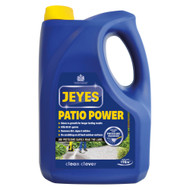 Jeyes Patio Power 4 In 1, 4 Litre