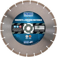 P4-C 150mm x 7 x 22.2mm Concrete & Building Material Diamond Blade