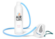 Oxygen Air For Life Emergency Escape With Face Cup