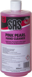 S.A.S Pink Pearl Hand Cleaner 600ml