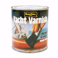 Rustins Yacht Varnish 500ml