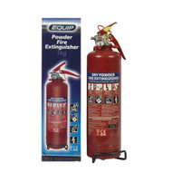 Equip EFE001 1KG Dry Chemical Powder Fire Extinguisher