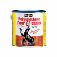 Rustins Polyurethane Floor Seal - Gloss 5 Litre