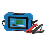 Draper 12v/24v Battery Charger, 50Ah - 100Ah