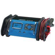 Draper 12v Battery Starter Charger 230v