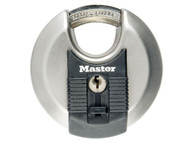 Master Lock Excell Stainless Steel Discus 70mm Padlock