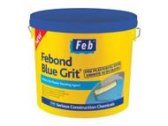 Febond Blue Grit 10 litre