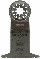 Heller HSC Wood & Plastic Saw Blade 50 x 65mm