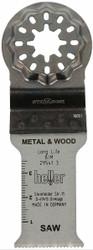 Heller Bi-Metal Wood & Metal Saw Blade 50 x 28mm