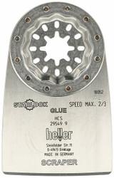 Heller Glue Scraper Blade 34 x 50 x 0.8mm