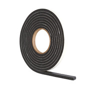 Black Self Adhesive Extra Thick Seal Tape, 3.5 Metre