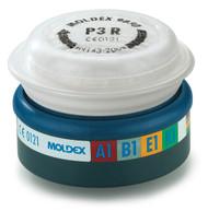Moldex ABEK1P3 Pre-assembled Gas & Particulate Filter (Pair)