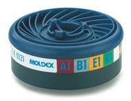 Moldex ABEK1 Easylock Filter (Pair)