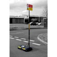 Lorry Halt Mobile Stand - Complete Kit