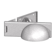 Galvanised Padlock Protector - Right Handed