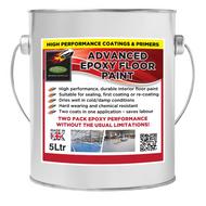 Advanced Epoxy Floor Paint 5 Litre Tin