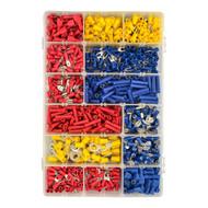 Standard Crimp Assortments Kit - 1000 Piece