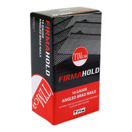 Timco Galvanised Angled Brads Without Gas (Box Of 2000)