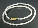 4-5mm Freshwater Pearl Necklace 17""