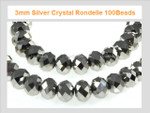 12x8mm Midnight Blue Crystal Faceted Rondelle 37 Beads [ux628]